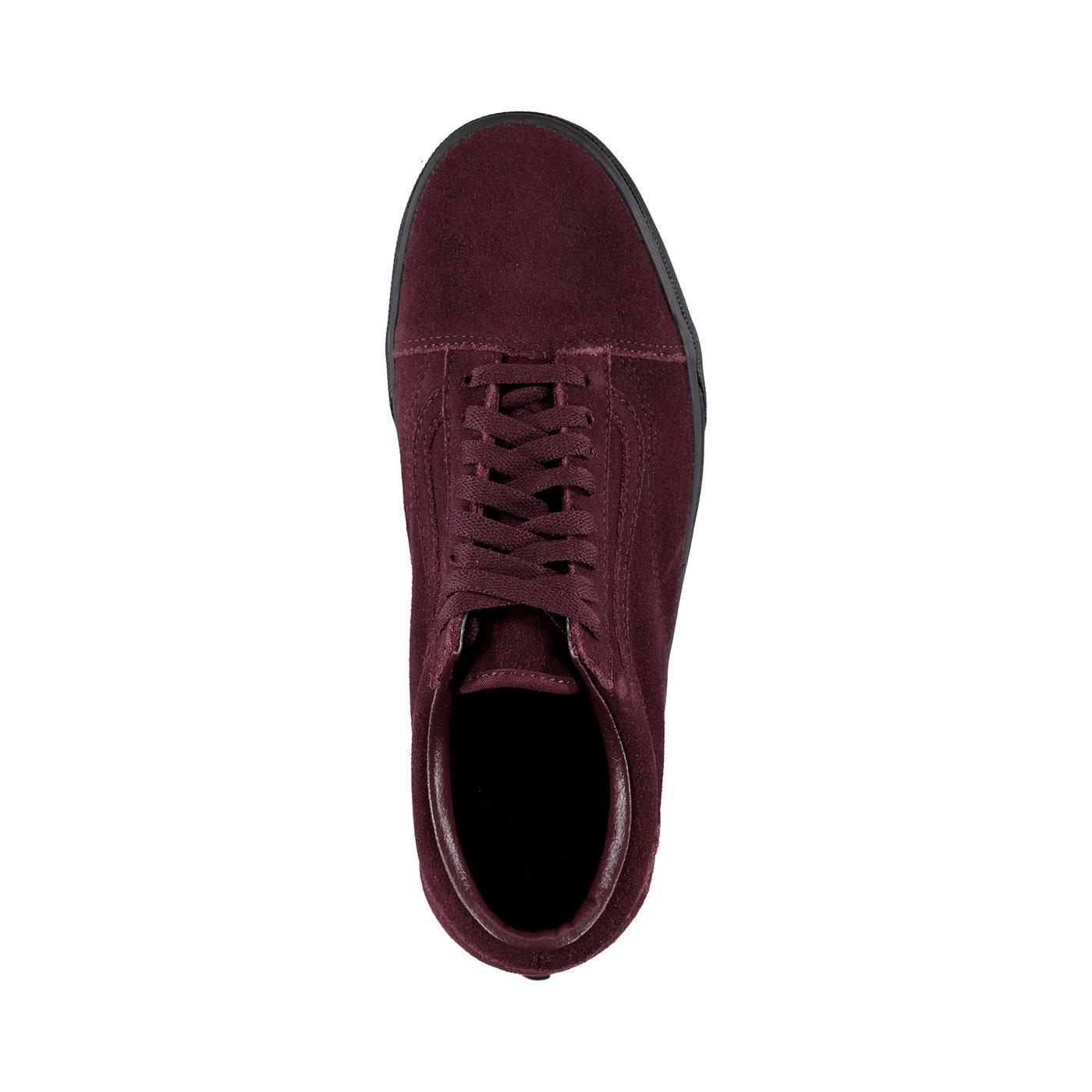 Vans UA Old Skool Erkek Bordo Sneaker