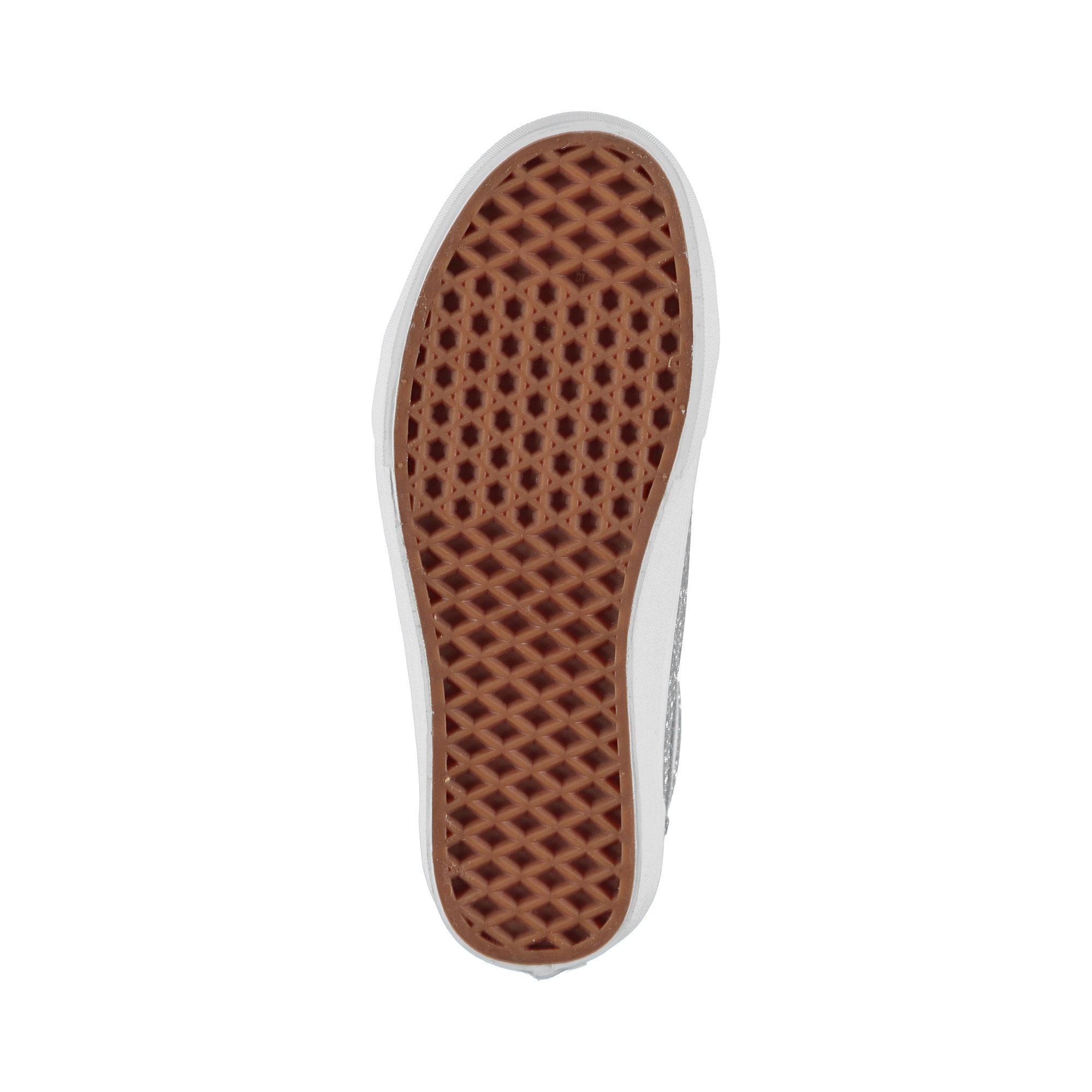 Vans Ua Old Skool Kadın Gri Sneaker