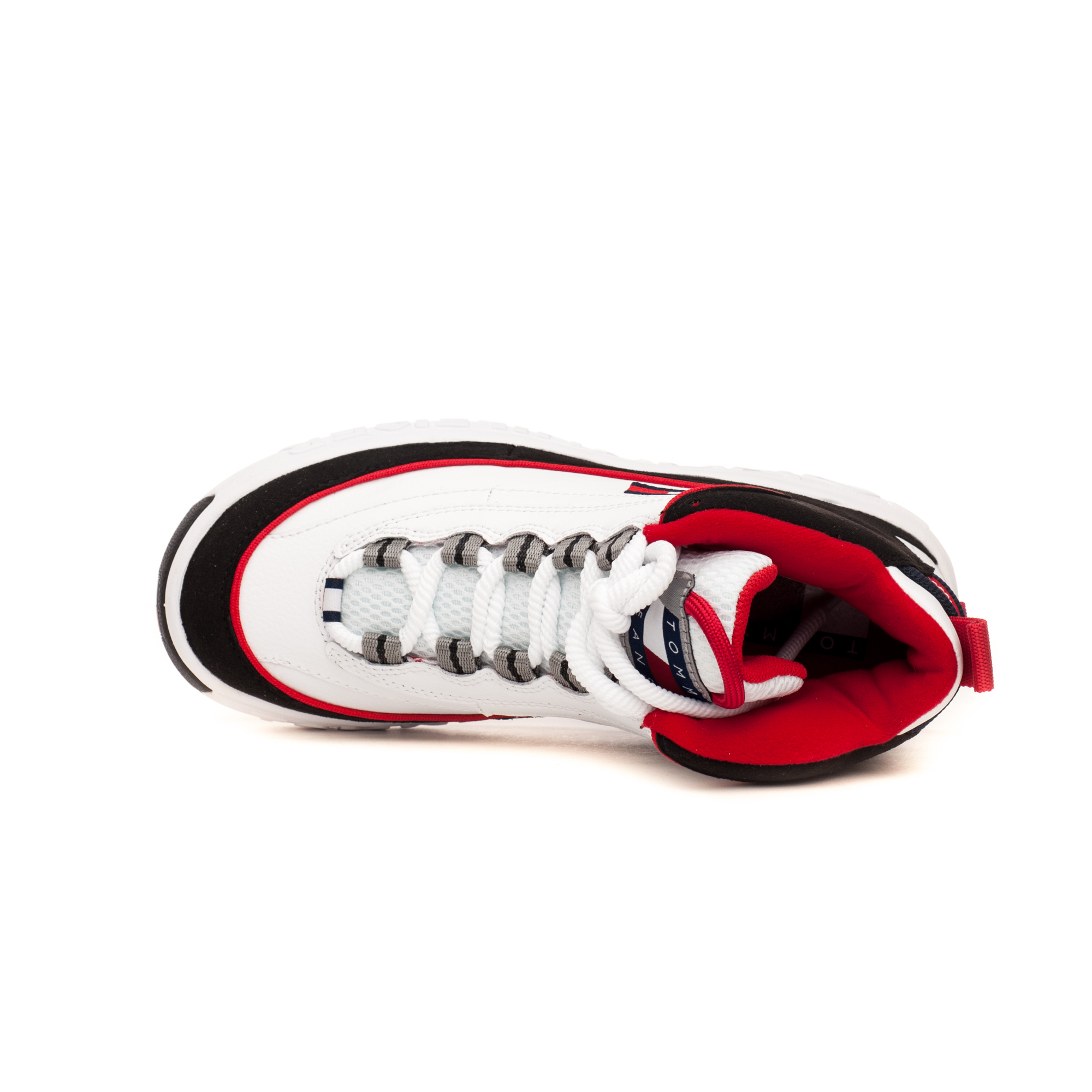 Кросівки жіночі Tommy Hilfiger HERITAGE LACE UP WMNS TJW