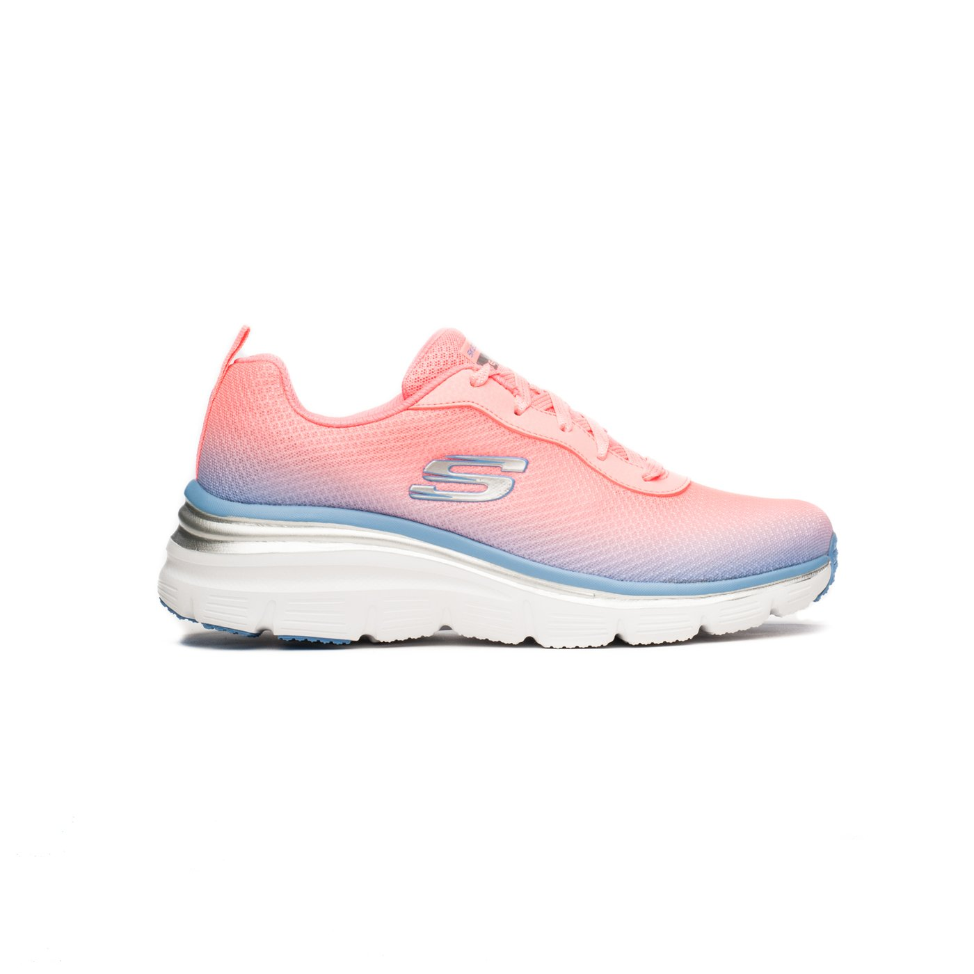 Кросівки жіночі Skechers FASHION FIT BUILD UP