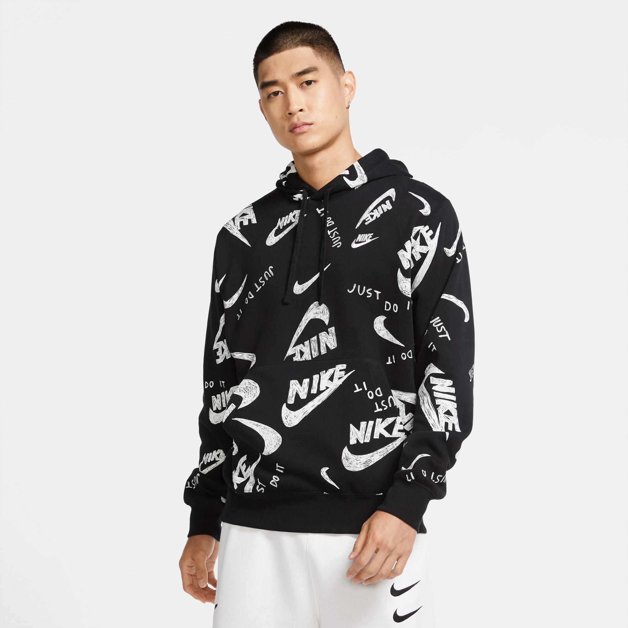 Толстовка чоловіча Nike SPORTSWEAR CLUB