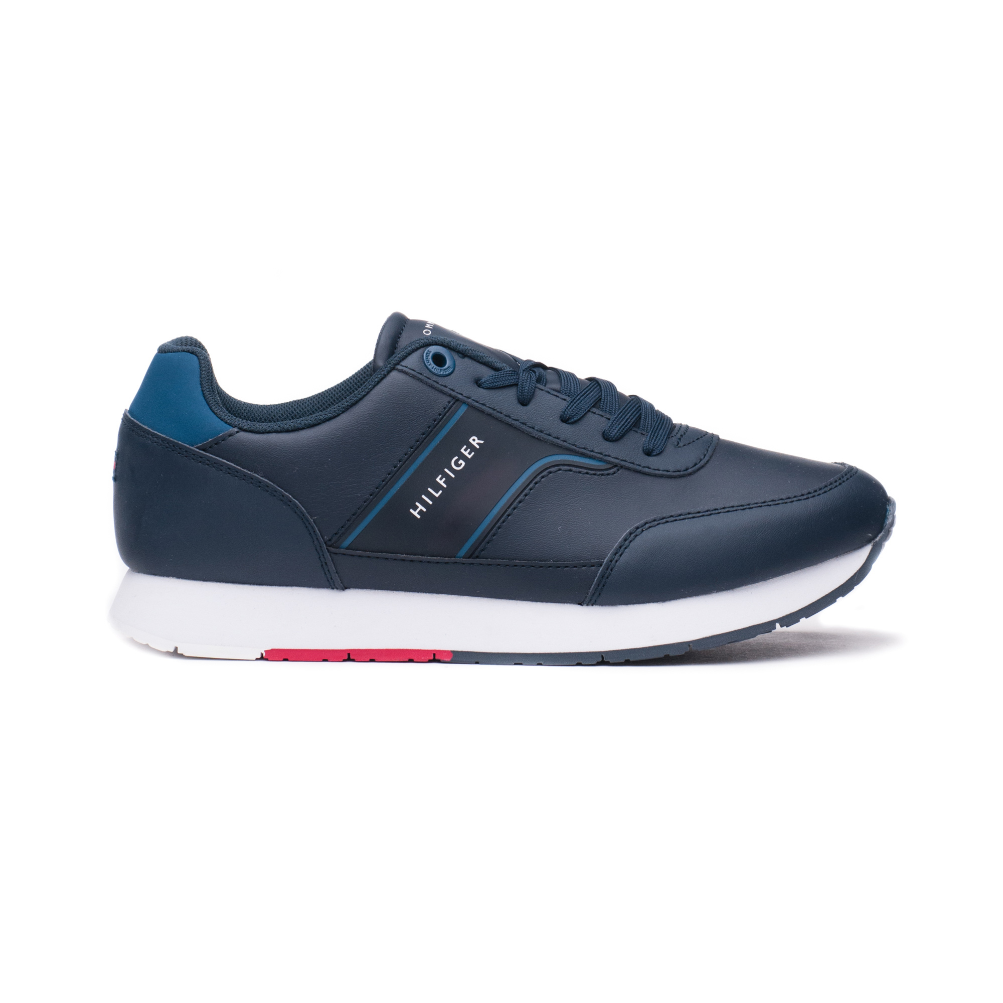 Кросівки чоловічі Tommy Hilfiger CORPORATE LEATHER RUNNER