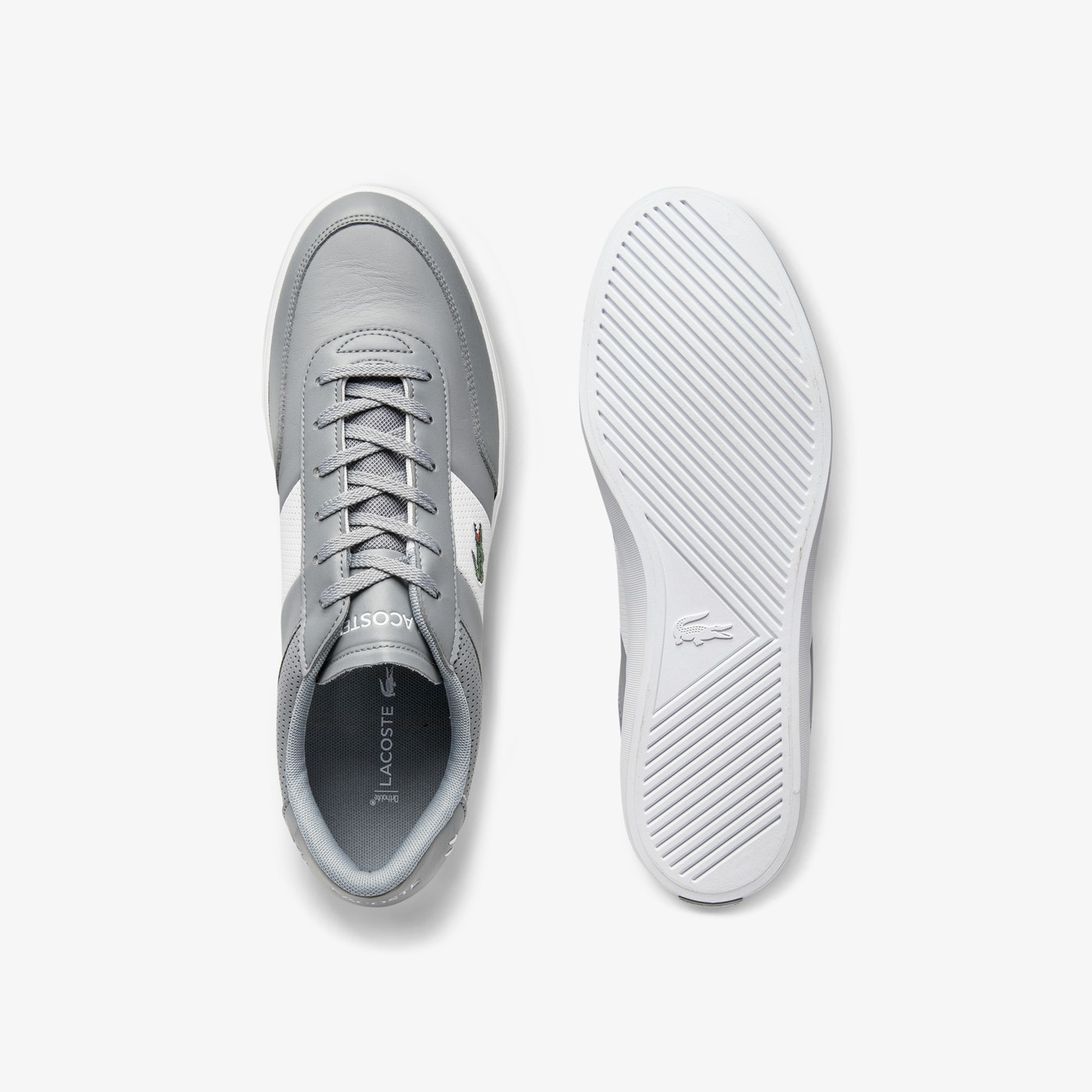 Кросівки чоловічі Lacoste COURT-MASTER