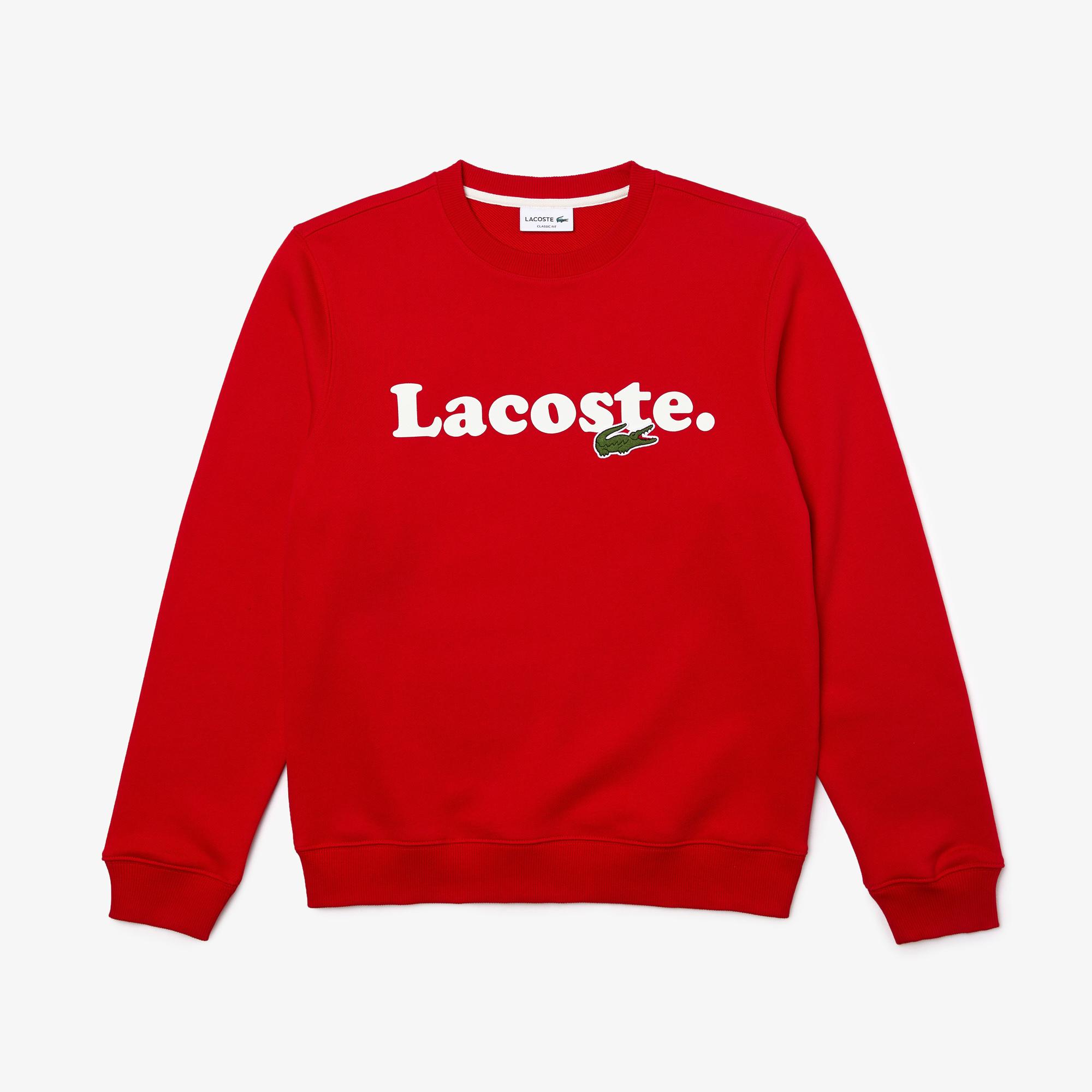 Толстовка чоловіча Lacoste