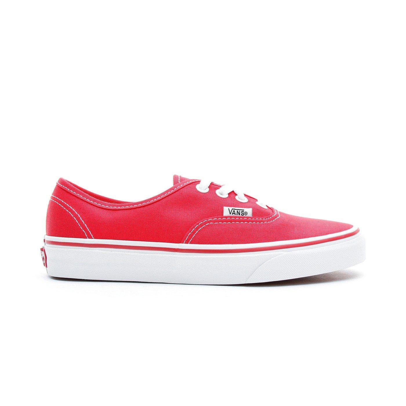Vans Authentic Kırmızı Unisex Sneaker