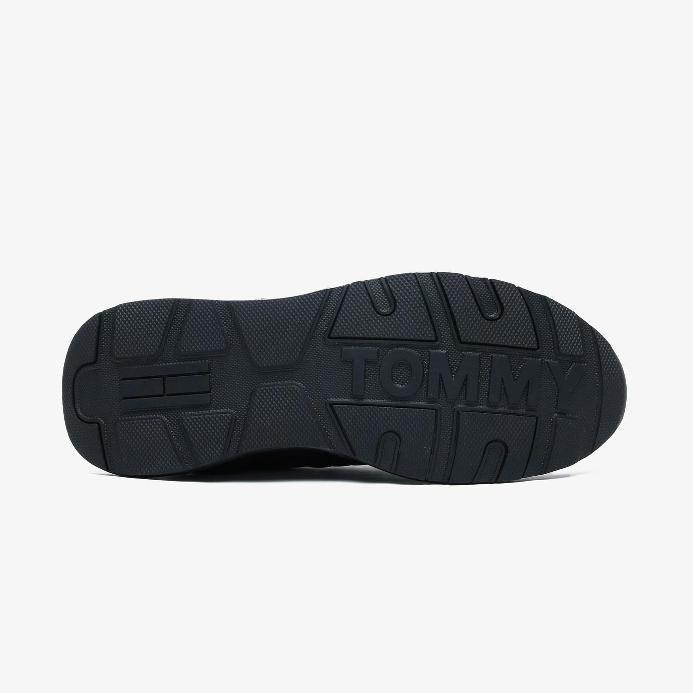 Tommy Hilfiger Chunky Tech Erkek Siyah Spor Ayakkabı