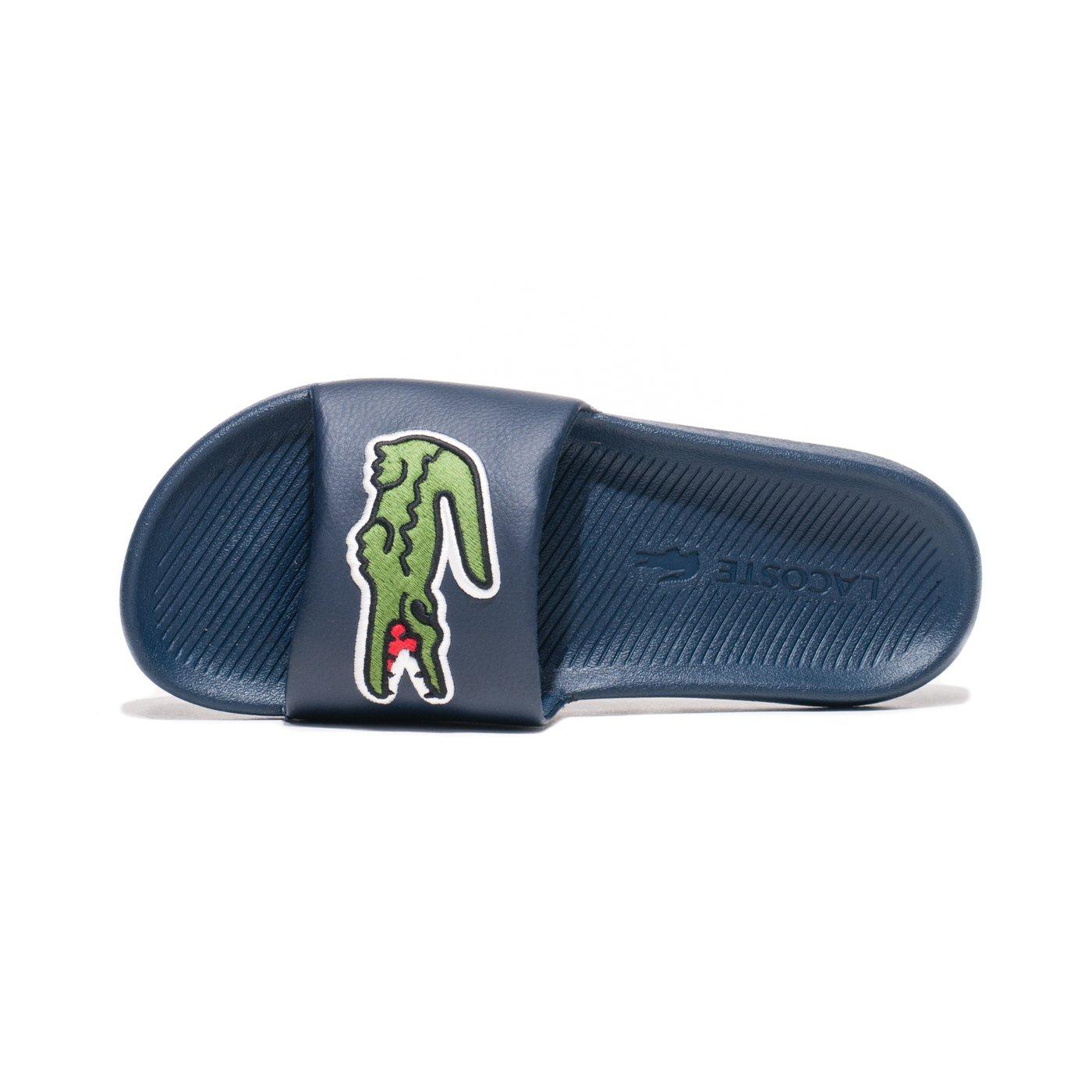 Тапочки чоловічі Lacoste CROCO