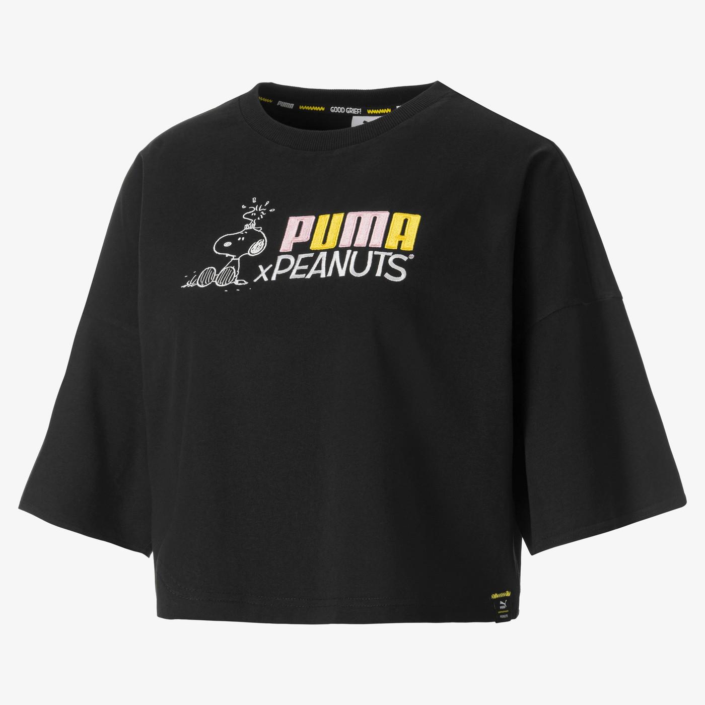 Футболка жіноча Puma X PEANUTS