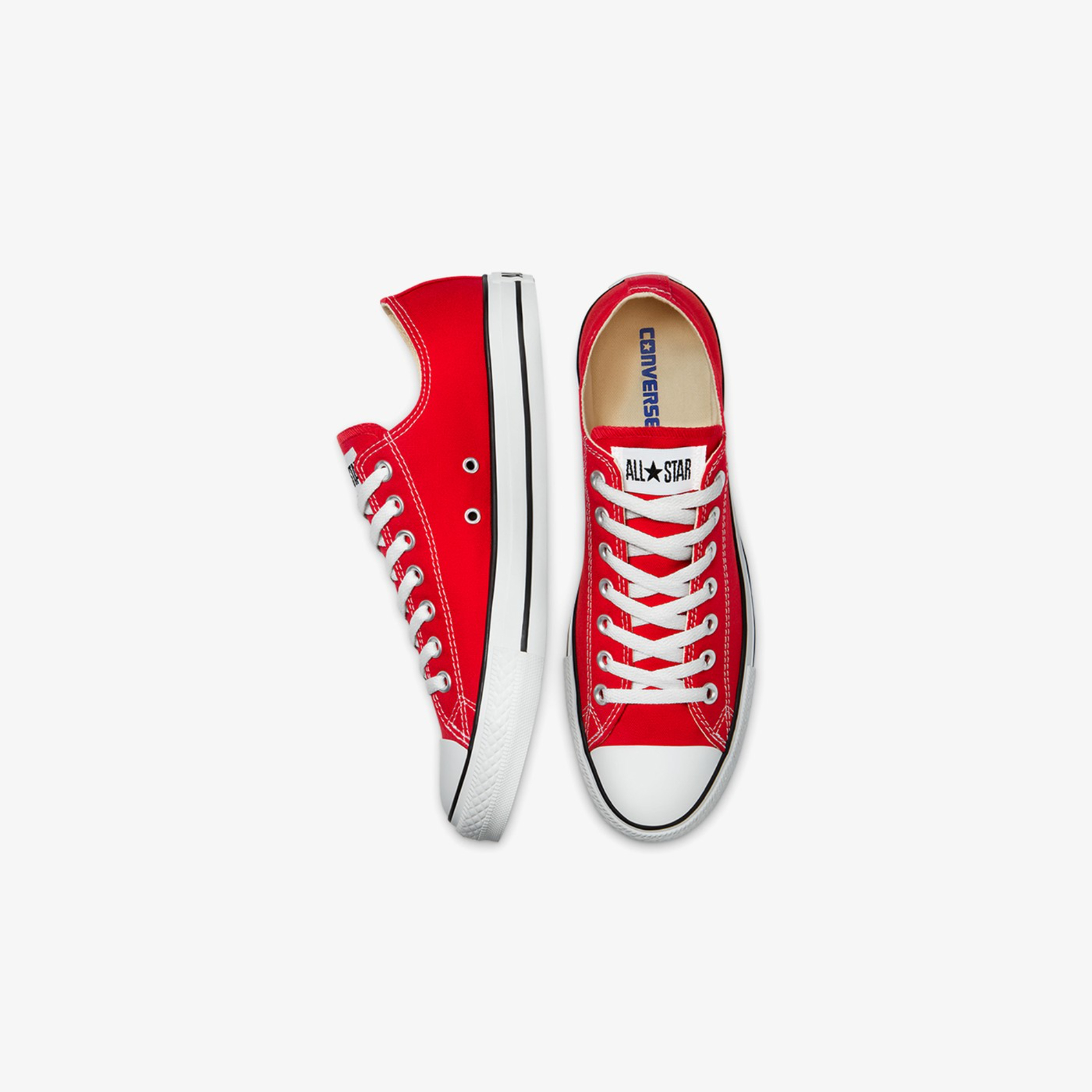 Кеди чоловічі Converse ALL STAR OX RED
